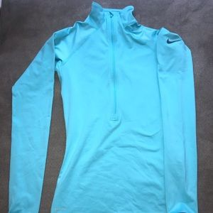 Nike quarter zip thermal